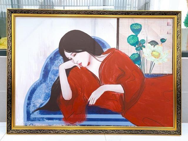 Canvas / silk ( Mờ - Bóng )